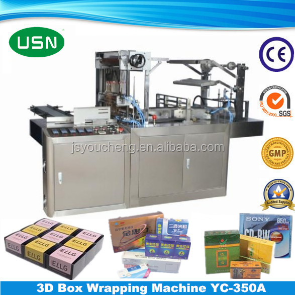 Electrical Automatic Nagema Wrapping Machine