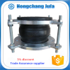 Reliable quality pipeline flexible flange expansion joints for pump isolation