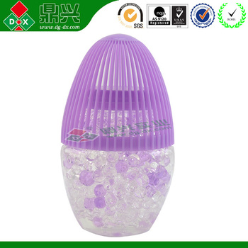 Environment Gel Beads Car Air Freshener