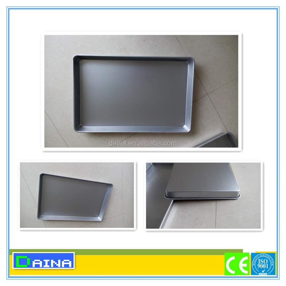 cast aluminum baking tray/ cake pan baking pan/ oven tray for baking