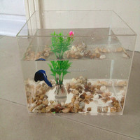 High-grade Acrylic Aquarium Tank, clear acrylic aquarium fish tank
