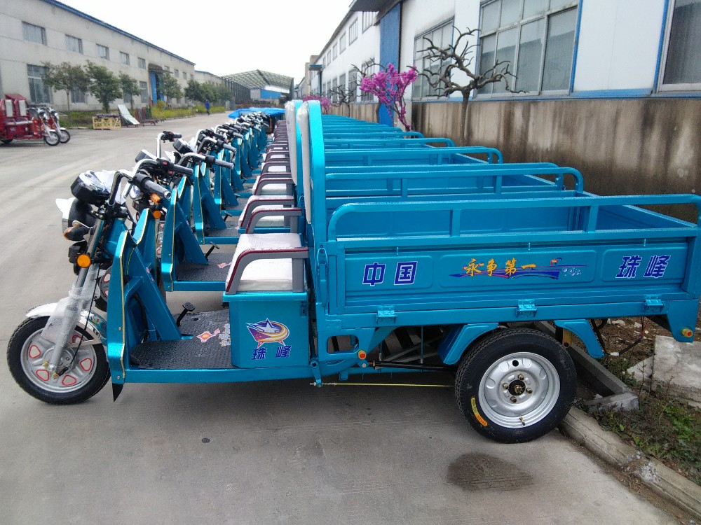 china factory battery operated rickshaw/tricycle on hot sale