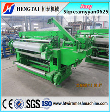 Best Price Welded Wire Mesh Machine in Rolls Engineer Available to serve 16 years factory