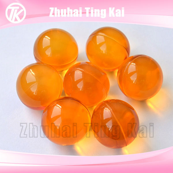 shrink pores round colorful bath oil beads