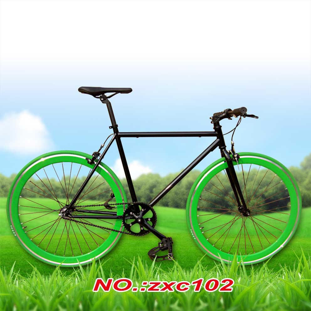 colorful fixie fixed gear bike single speed fixie bikes