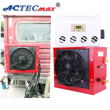 12v 24v dc universal portable electric mini portable tractor cab car air conditioner for cars