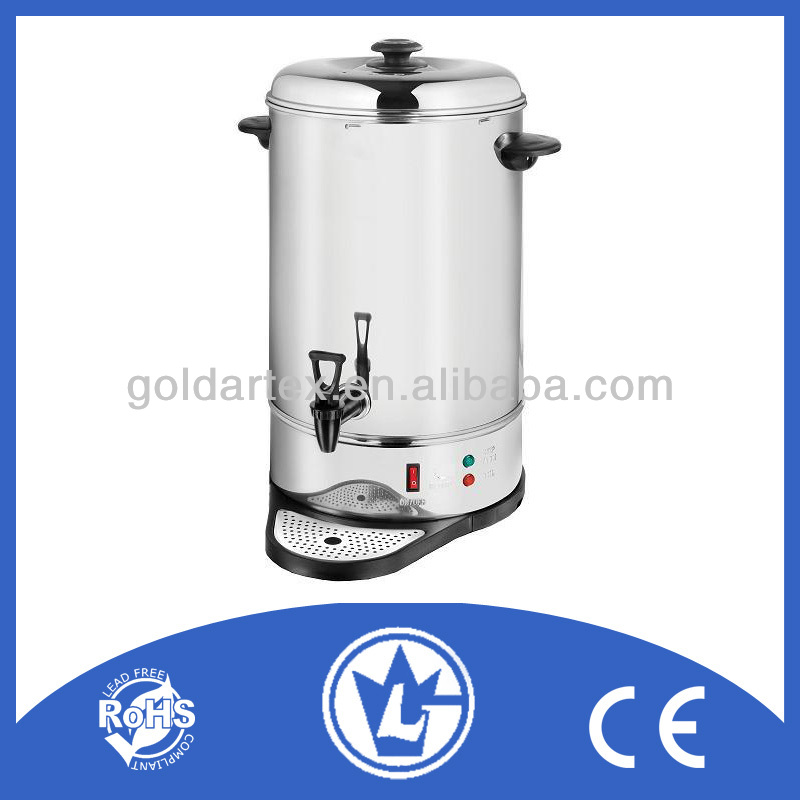 Stainless Steel Manual Fill Water Boiler/Urn