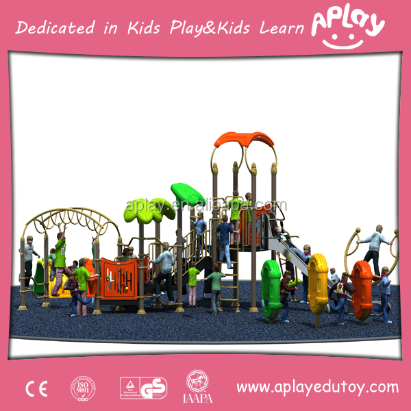 Sexy lady buy kids outdoor playground equipment we have playground tiles