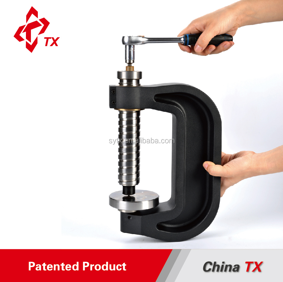 China TX PHB-150 Pin Impact Brinell Hardness Testing Instrument