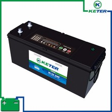 semi truck batteries lead acid car battery DIN100 SMF