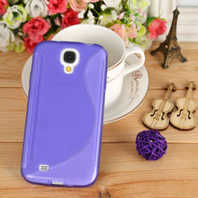 For Samsung Galaxy S4 i9500 Cellphone S Line TPU Case