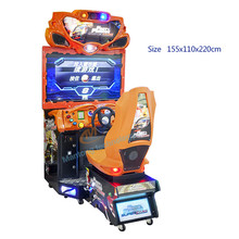Wholesale Fast&Furious Car Driving/Racing Simulator Coin Operated Racing Car Arcade Game Machine For Amusement Park