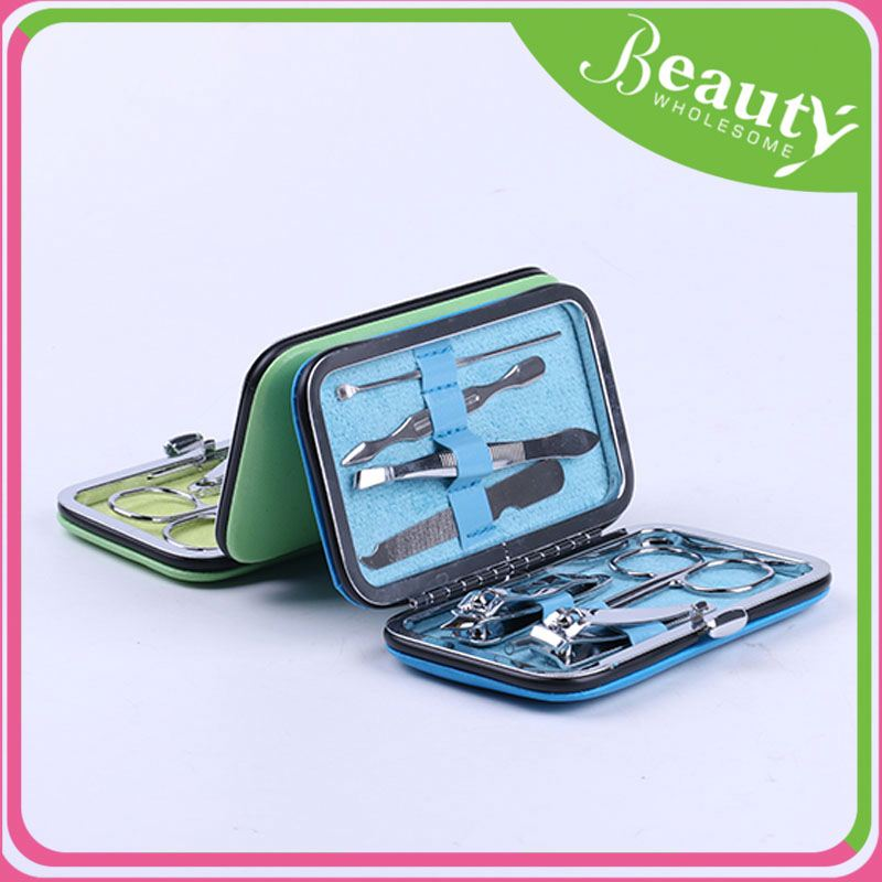 Simple nail care set ,h0tQs mini manicure and pedicure set for sale