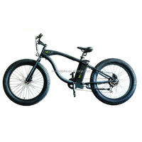 "OEM E-cycle The Newest Snow Ebike/ Fat Ebike 26""*4.0 Tyre For Sale"