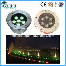 Colorful LED underwater fountain Light