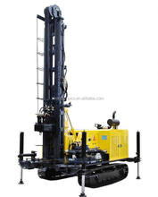 Borehole Drilling Machine /water well drilling rig for Sale 200m