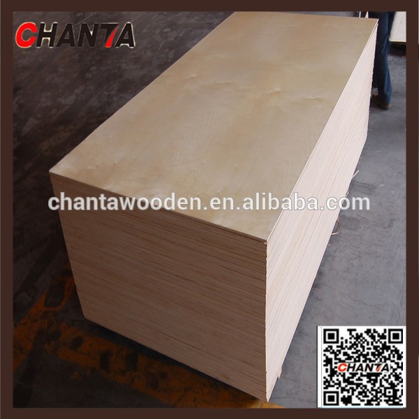 1220x2440mm plywood wood product