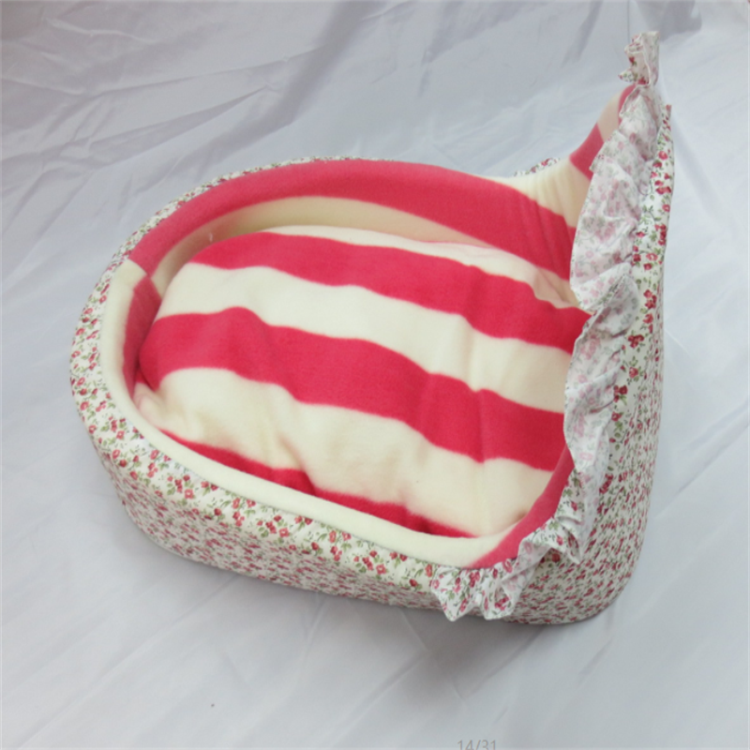 New fashion cute lovely memory foam pet dog bed