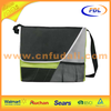casual cheap custom non woven messenger bag for business and leisure