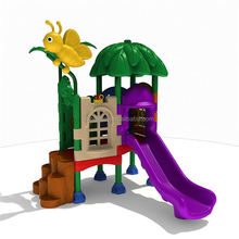 Baby elderly playsets small foldable plastic children's kids new product amusement park outdoor playground