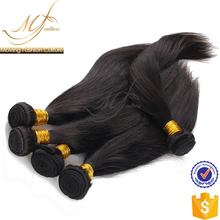 Hot sale 100% unprocessed indian straight hair extension for white people