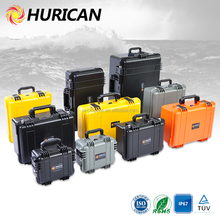 IP67 Plastic protective case rugged waterproof case watertight tool case