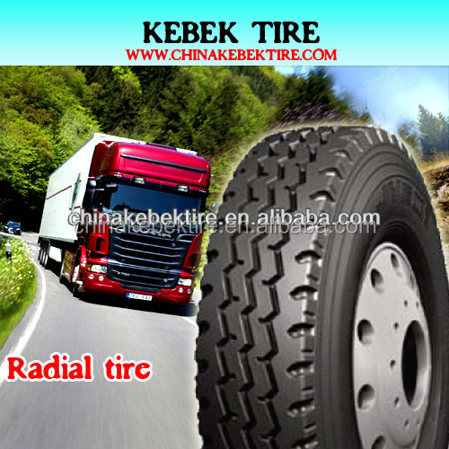 Long Working Life Best Rubber Radial Truck Tires R22.5