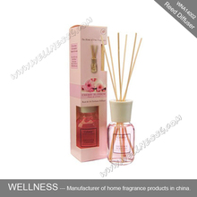 30ml fragrance reed diffuser in pink bottle