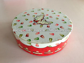 Large Round Cardboard Gift Boxes