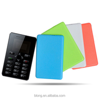 Free shipping 4.8MM small and thin m5 mobile phone senior cell phone m5 card phone