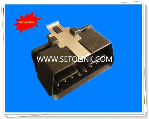 24V OBD2 16Pin Male Connector OEM/ODM Available