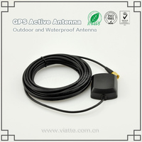 Free sample gps external antenna with SMA connector for tracking device