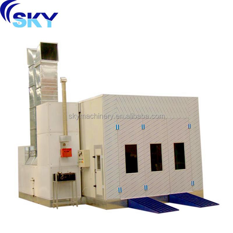 Auto patinting oven manufacturer /spray paint machine price for sale