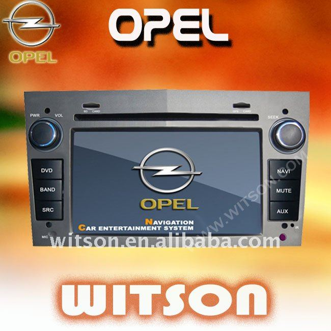 WITSON Special 7'' hd car dvd radio gps navigation For OPEL ASTRA/SUV ANTARA/CORSA D with Built-in TV tuner