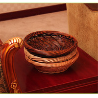 Mini Wholesale Cheap Empty Wicker Gift Basket For Sale