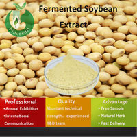 Soy Dry Extract/Isoflavones 80%/Fermented Soybean Extract