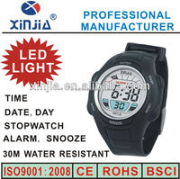 fashion digital sport wholesale watch