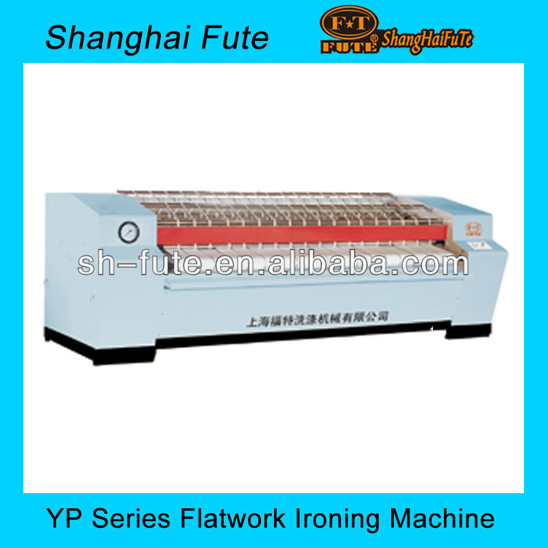 Industrial used flatwork ironer