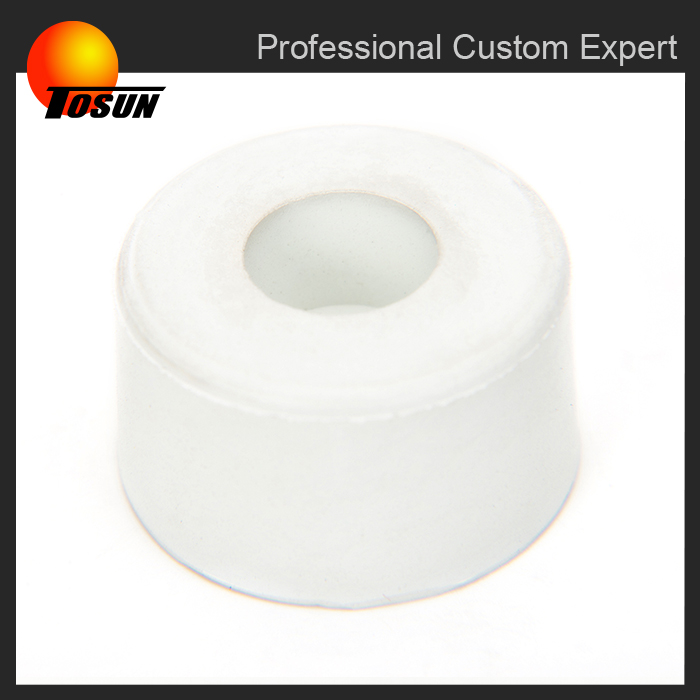 wholesale good quality ISO9001/TS16949 durable molded silicone rubber sleeve, lowes rubber feet, ladder rubber feet