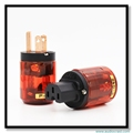 Pure Copper US Power Plug +US Female Power Plug Power Cable