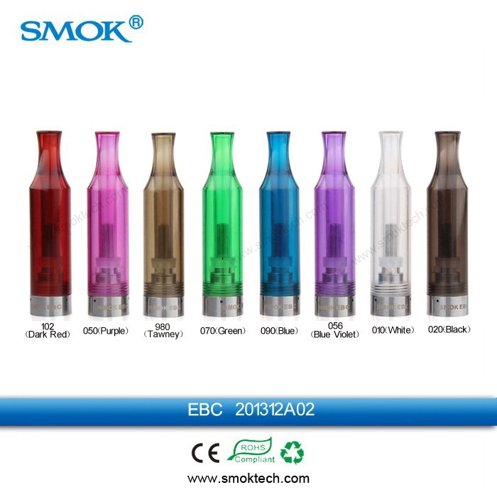 High quality Smoktech EBC bottom coil clearomizer with stock fast delivery