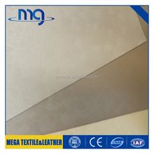 cheap pig skin pvc lining leather for shoes Factory supply