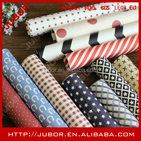 Huadefeng Custom Gift Wrapping Paper Wholesale Yellow Packing Paper