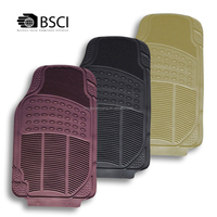 Best sell car rubber mat, Welcome BSCI, Walmart, Disney, Lowes audit
