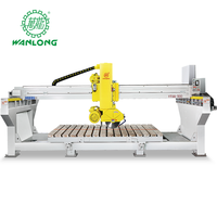 Wanlong Infrared monoblock bridge cutter marble cutting machine price