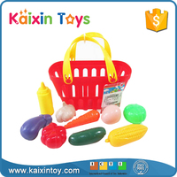 Wholesale Play Game Cooking Food Plastic Kitchen Cooking Set