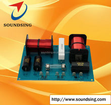 "2 way audio crossover for 18"" soundbox SD-2011A"