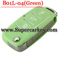 B01L-04 3 Button Remote Key with Green colour for URG200/KD900/KD200