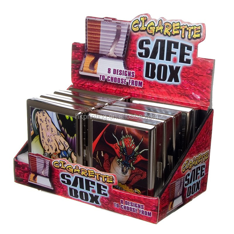 superior quality lip balm display boxes Good shipping cost