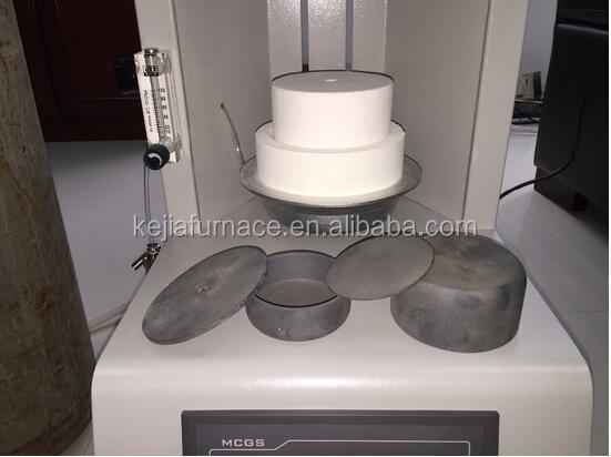 Dental Laboratory Cocr Soft Metal Alloy Sintering Furnace